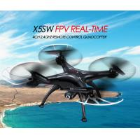 Best X5SW WIFI FPV Real-Time RC Drone 2.4G 4CH Headless RC Quadcopter Camcorder W/ HD Camera wholesale