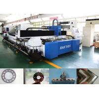 Quality 1kw Cnc Steel Pipe Cutting Machine For Metal Tube / Plate Carbon Steel , High Speed wholesale