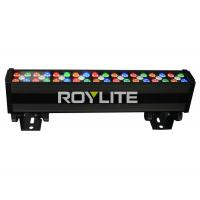 Best Energy saving 3 DMX LED Wall Washer For theatre lighting with 45 x 3w RGBWA 50HZ wholesale
