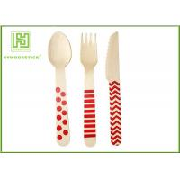 Best Beautiful Eco Friendly Cutlery Cutlery Special Handle Tiny Wooden Spoons For Cake wholesale