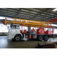 Best Workover Rig XJ450 XJ550 Model Windlass Mooring Winch For Oil Wells And Drilling wholesale