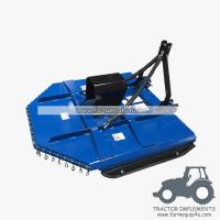 Best 6TMD - Tractor Topper Mower with 3point linkage mounted 6feet wholesale