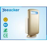 Best Electrical White / Gold Smart Air Purifier Hepa Filter Applying Space 41 ㎡ – 60 ㎡ wholesale