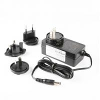 Best 12V 4A Interchangeable Plug Power Adapter48W Overload Protection Eco - Friendly wholesale