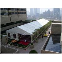 Quality White Aluminum Structure Outdoor Party Tents 300 Sqm Amazing Wedding Marquees wholesale