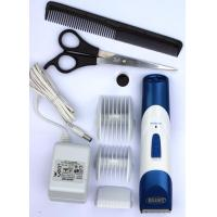 Buy cheap Rechargeable household hair clipper from wholesalers