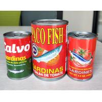 Best Canned Sardine Fish in Vegetable Oil, Tomato Sauce & Brine wholesale