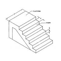 Buy cheap Staircase with Six Steps for Tumble test for Wheeled Toys from wholesalers
