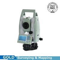 Best Dual-axis Compensating Reflectorless Absolute Ecoding Total Station wholesale