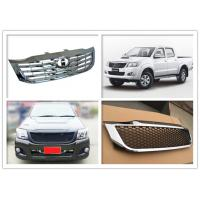 Best OE and TRD Style Toyota Hilux Vigo 2012 Front Grille , Plastic ABS wholesale