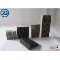 Best Magnesium Alloy Radiators Heat Sink Extrusion Profiles Multi Material Model wholesale