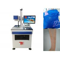 10640nm Beam Co2 Laser Marking Machine For Fabric , Clothing