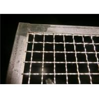 Best Food Grade SS Oven Wire Mesh Tray For Food Baking , Polishing Processing wholesale