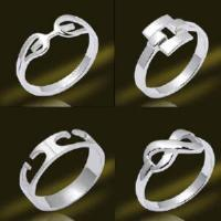 Best 925 Sterling Plain Silver Jewelry (RSQ13096) wholesale