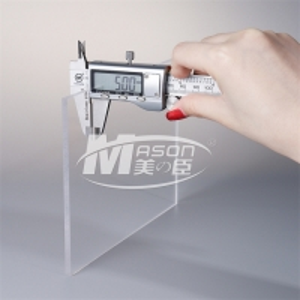 Best 1/4inch 4x6FT Scratch Resistant Acrylic Plexiglass Plastic PMMA wholesale
