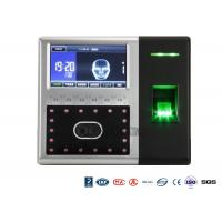 Cheap Biometrict Face Identification Access Control System IR Camara TCP IP 4.3 Inch Touch Screen for sale