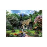 Cheap Idyllic Scenery 3D Lenticular Pictures Full Colour Printing For Hotel for sale