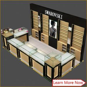 Best Factory direct sell glass jewelery kiosk design/kiosk glass jewelery wholesale