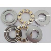 Best F5-11 Deep Groove Ball Bearings Metal Bearing 11mm Outer Dimension wholesale