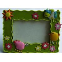 Quality New Eco-friendly,non-toxic material Pvc. rubber, silicone products photo frame arts crafts wholesale