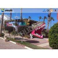 Best 9 seats Mobile 7D Movie Theater and Vivid Dinosaur Profile More Appealing To Audiences wholesale
