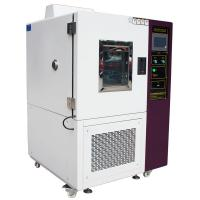 Buy cheap PLC Control Environmental Test Chamber High Low Temperature Rapid Heating from wholesalers