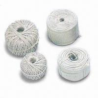 Best Cotton Ropes with 1.5 to 24mm Diameter wholesale