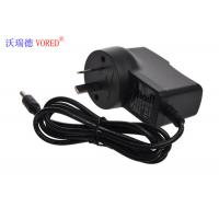 Cheap 8.4V 1A AU Plug Li Polymer Battery Charger , Black DC Conecter Lion Battery Charger for sale