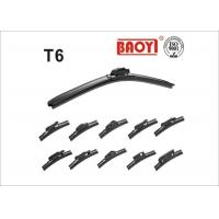 Best Excellent Visibility 22 inch Beam Wiper Blades Easily Fit With TPR Spoiler wholesale