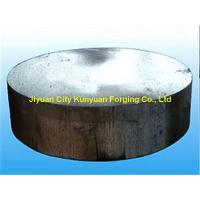 Quality Diameter 300 - 1300mm  Disk Forging For Steam Turbine, Large Heavy Duty Carbon Steel Forging UT TEST wholesale