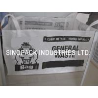 Best 3 cubic meters waste bags for agricultural minerals chemicals and food wholesale