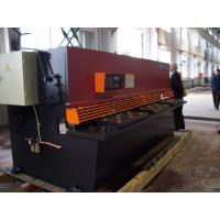 Quality Mild Steel CNC Hydraulic Shearing Machine To Cut Metal Plate wholesale