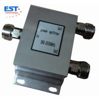 Best 150W 2 Way High Power Divider/Splitter ( EST800-2500MHZ ) , 90x85x30mm wholesale