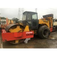 Cheap Vibration Second Hand Road Roller , Dynapc CA25 Rollers For Heavy Equipment  for sale