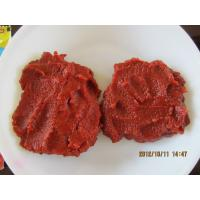 Best Triple Concentrate  Bulk Sweet Tomato Paste In Wooden Bin No Additives wholesale