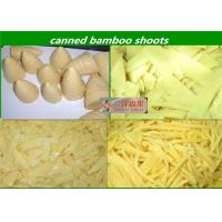 China New Crop Organic Canned Vegetables / Rich Aroma Canned Bamboo Shoots on sale