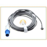 Best Professional Medical Temperature Probe Siemens Drager Compatible 7 Pin Plug Connector wholesale