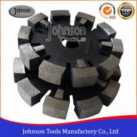 Best 125mm Tuck Point Diamond Blades For Grooving Medium To Extra Hardness Concrete wholesale