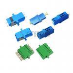 Best LC PC APC Fiber Optical cable Adapter Simplx Duplex Telecommunication FTTH Connection wholesale