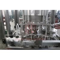 Best Automatic Filling Capping And Labeling Machine Plastic Bottle Label Applicator wholesale