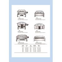 Best Factory Direct Economic Food Warmer Stainless Steel Buffet Chafing Dish For Wedding wholesale