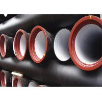 China Fusion Bonded Epoxy Coated Steel Pipe K789 Class Rubber Gasket Connection on sale