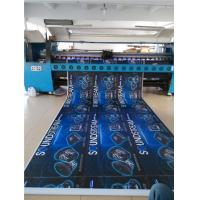 Best outdoor custom advertising PVC flex vinyl banner with full color printing wholesale
