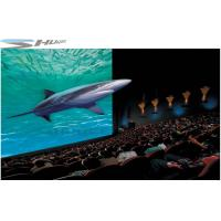 Best XD Simulator Cinema, 5D Movie Theater Factory With Projectors, Screen System wholesale