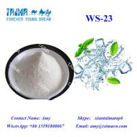 Best Top quality cooling agent WS-23 with CAS: 51115-67-4 high concentrated fruit flavor for used e liquid wholesale