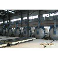 Best Chemical Industrial Concrete AAC Autoclave Pressure Vessel With Saturated Steam wholesale