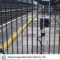 Buy cheap Railway Fence/Train Fencing|By Stainless Steel or Galvanized Wire from wholesalers