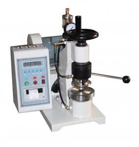 Best High Pressure Paper Testing Equipments , Manual Bursting Strength Tester wholesale