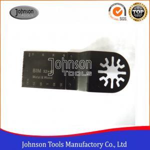 Best 32mm(1-1/4'') Bi-metal oscillating tool saw blade for cutting wood, plastic, soft metal wholesale