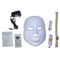 Best Anti Aging LED Facial Mask For Face Beauty Skin Tighten Full Face Coverage wholesale